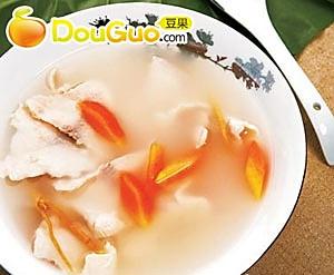 解毒明目-凉瓜苹果蜜枣汤的做法