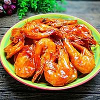茄汁大虾~中餐厅诱惑