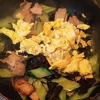 美味家常木须肉#菁选酱油试用之#的做法图解9