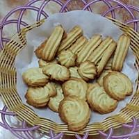 椰香曲奇饼干的做法图解9