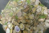 鲜辣花蛤的做法
