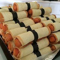 面包香肠卷