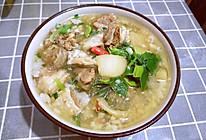 萝卜羊排汤的做法