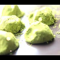 绿茶控—绿茶松露巧克力的做法图解8