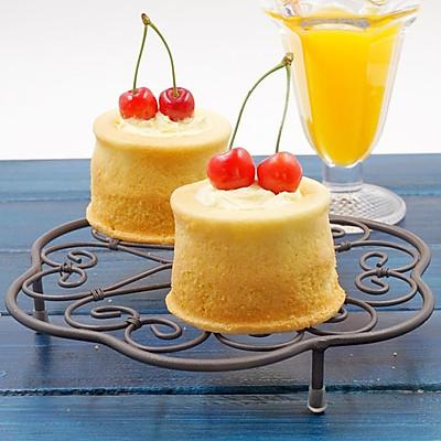 奶酪杯子蛋糕