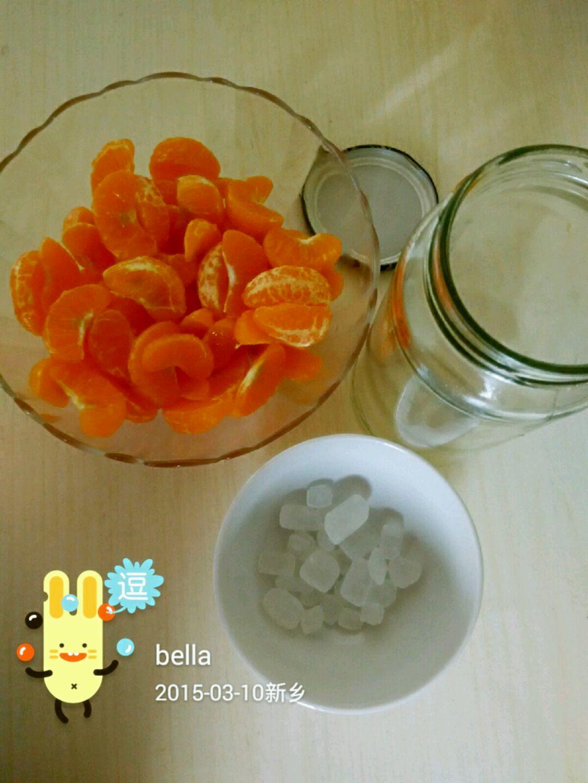 糖水橘子的做法步骤