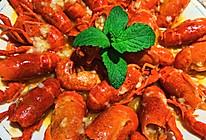 蒜香茄汁小龙虾的做法