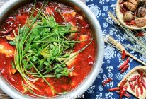 麻辣是江湖-火锅豆花鱼的做法