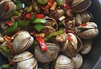 辣炒文蛤的做法