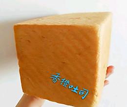 香橙吐司的做法