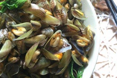 鱼香炒海瓜子