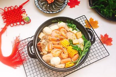 #冬天就要吃火锅#鲜味什锦火锅