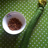 海米丝瓜汤的做法图解3