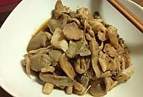 辣酱炒蘑菇的做法