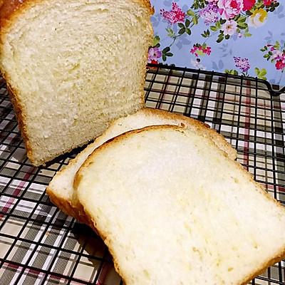 北海道牛奶吐司(汤种)