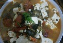 紫菜豆腐汤的做法