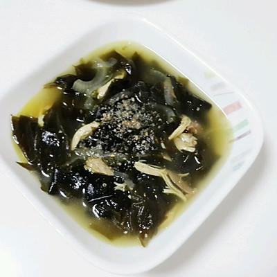 韩式海带汤的做法 步骤8