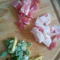 五花肉烧水萝卜的做法图解2