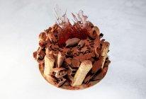 篝火蛋糕的做法