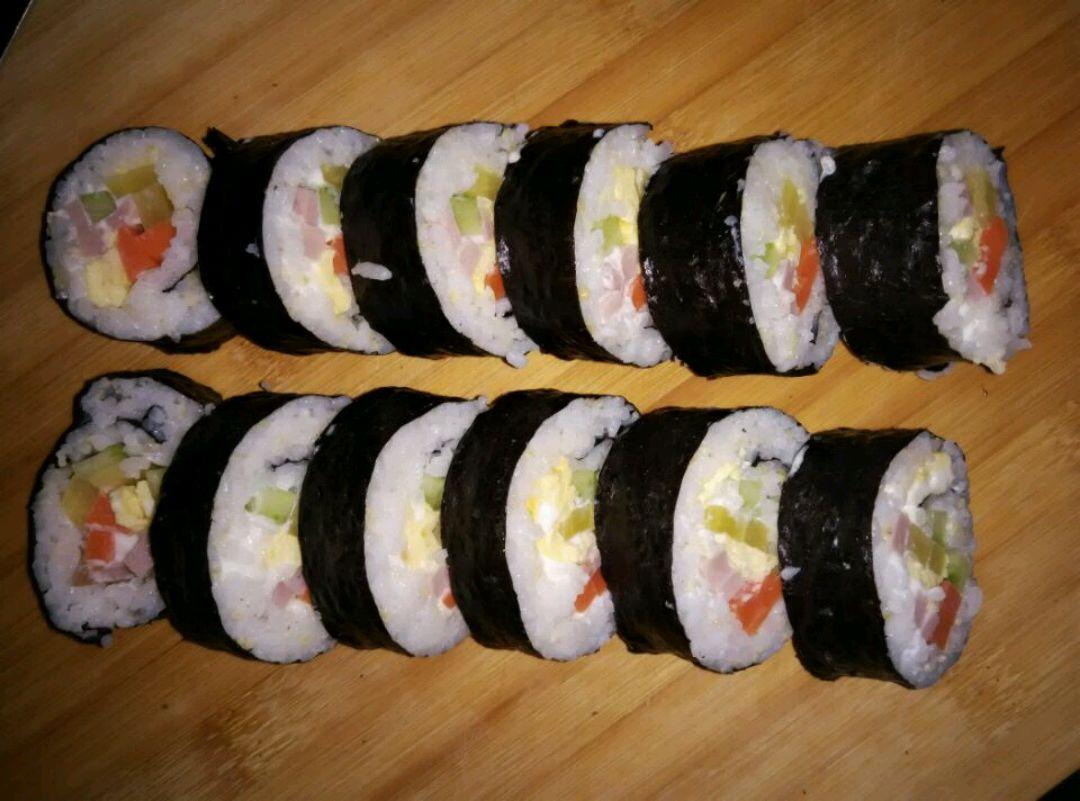 寿司的做法_【图解】寿司怎么做好吃_拨开云雾见晴天3