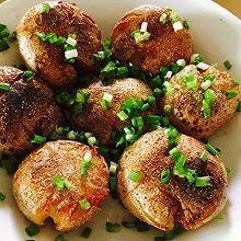 烧烤新鲜小土豆