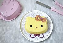 KT猫轻乳酪蛋糕的做法