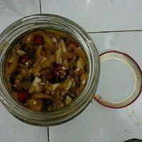 腌桔子皮-家常开胃小菜的做法图解4