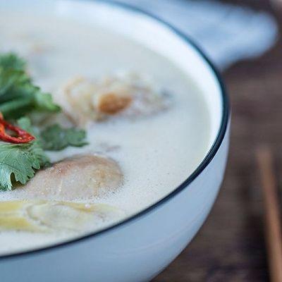 泰式酸辣椰鸡汤 | 每日菜谱