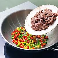 小炒牛肉的做法图解7