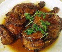 年夜菜:吉祥如意香酥鸡的做法