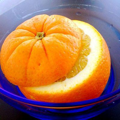 止咳秘籍:盐蒸红橙