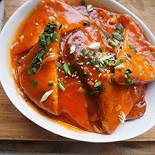 番茄烧豆干