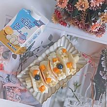 #蛋趣体验#松饼抱抱卷