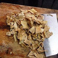 【笋干猪骨干蛤炖清汤】——冬季养生汤的做法图解2