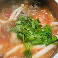 牛肉丸番茄小火锅的做法图解8