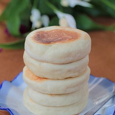 椰香酸奶饼