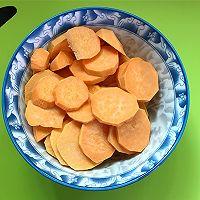 #好吃不上火#奶香红薯酥饼的做法图解2