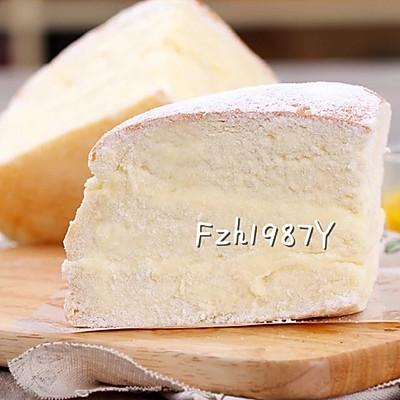 戚风版奶酪包~超详细步骤