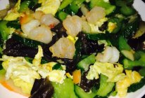 木须虾仁的做法