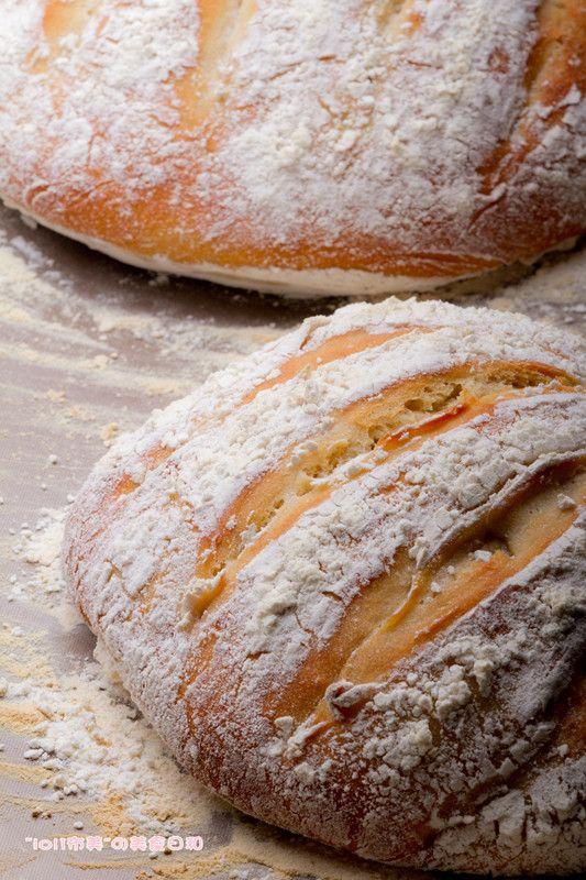 5分钟免揉欧式面包的做法