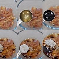 #味达美名厨福气汁,新春添口福#板栗焖鸡饭的做法图解1