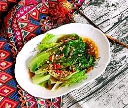蒜蓉蚝油生菜的做法