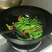 大喜大牛肉粉试用之——杭椒牛柳的做法图解10