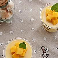 芒果奶酪布丁 【甜品中的极品】的做法图解13