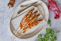 煎烤多味红虾#初夏搜食#的做法