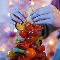 水果圣诞树【初味日记】的做法图解8