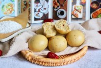 红枣杂粮馒头的做法