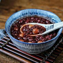 红豆小圆子,香甜软糯,制作简单