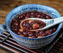 红豆小圆子,香甜软糯,制作简单的做法