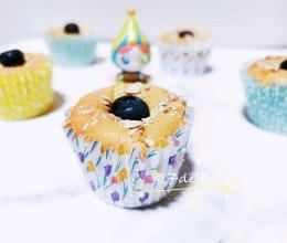 多谷物童趣纸杯蛋糕的做法